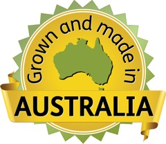 Gavarnie products are grown and made in Australia